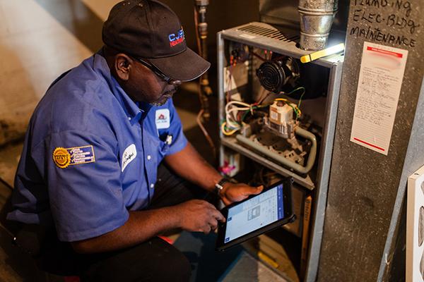 Dayton Evaporator Coil Service Cjs Heating Amp Air Dayton