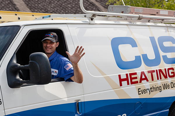 CJS Heating air conditioning columbus